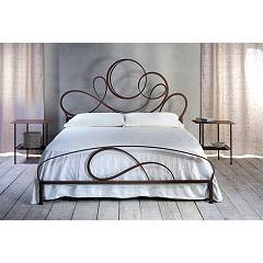 Cosatto Ravello Double bed in iron with container