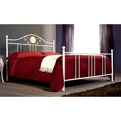Cosatto Romanza Double bed in iron with container