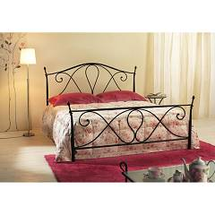 Cosatto Selene Double bed in iron with container
