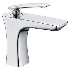 Crolla 5728 Sink mixer - chrome with discharge Julia