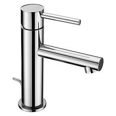 Crolla 27528 Washbasin mixer - single-chromed chrome with discharge Domus