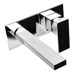 Crolla 49054 Cr Lavoar wall - chrome Slim