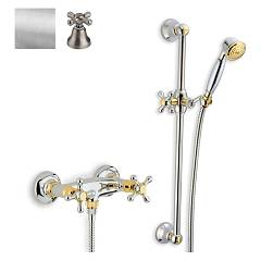 sale Crolla 817 - Liberty Shower Faucet Exterior - Old Silver With Shower