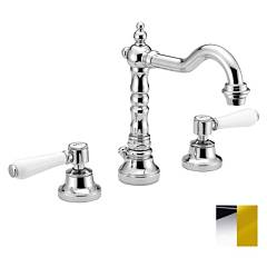 Crolla 7128 Co Sink pipa - chrome gold z izpušnimi Boston
