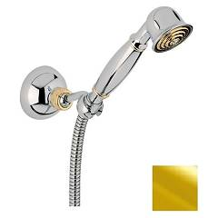 Crolla 10879 Or Shower knob with holder - 24 k gold Docce