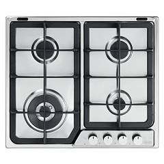 De Longhi Taf46pro Gas cooking top cm. 60 - inox Talent Pro