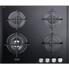 De Longhi Slf460ln2 Gas cooking top cm. 60 - black crystal Slim