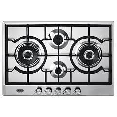 De Longhi Slf475x Gas cooking top cm. 75 - inox Slim