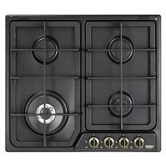 De Longhi Anf46pro Gas hob cm. 60 - anthracite Country