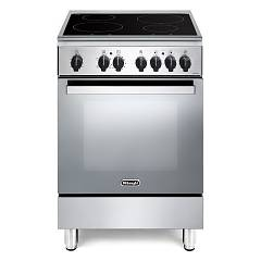 De Longhi Dmx64in Stove kitchen cm. 60 - inox - induction with 4 cooking zones + 1 electric oven Nuove Design
