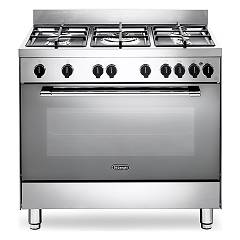 De Longhi Gemma96gv Striking kitchen cm. 90 - 5 gas - stainless steel burners Gemma