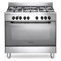 De Longhi Gemma96m Striking kitchen cm. 90 - 5 gas - stainless steel burners Gemma