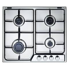 De Longhi If46asvspn Cuisson au gaz top cm. 60 - inox Soft