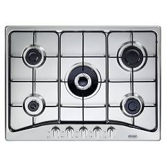 De Longhi If57asdvspn Cuisson au gaz top cm. 70 - inox Soft