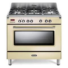 De Longhi Mem965bx Approach kitchen cm. 90 - 5 gas burners - cream Mastercook