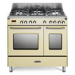 De Longhi Mem965tbx Approach kitchen cm. 90 - 5 gas burners - cream Mastercook