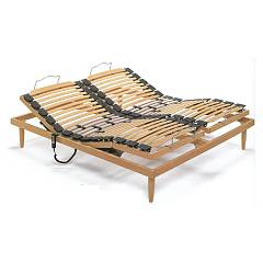 Doimo Materassi DUTTILA 300 Double network with wooden frame