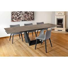 Photos 2: Domitalia TROPHY Extendible table l. 160 x 98