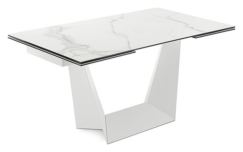 Photos 1: Domitalia TROPHY Extendible table l. 160 x 98
