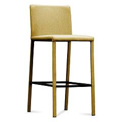 Domitalia Chloe-sgb Stool covered in fabric / ecoleather / leather