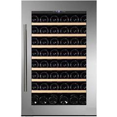 Dunavox Dab-48.125ss Cellar wine collection cm. 59 - 48 bottles - stainless steel