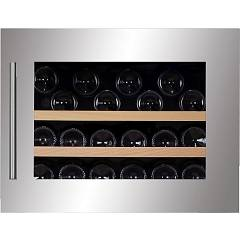Dunavox Dab-28.65ss Cellar wine collection cm. 59 - 28 bottles - stainless steel