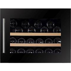 Dunavox Dab-28.65b Cellar wine collection cm. 59 - 28 bottles - black glass