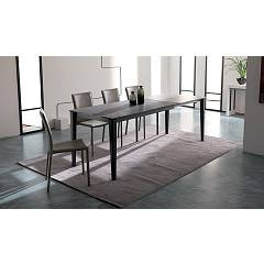 Easyline Et56 Mix Cono Extendible table l. 140 x 80