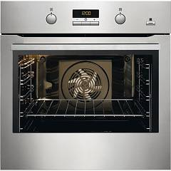 Electrolux Fqp95xev Pyrolytic oven combined steam cm. 60 - stainless steel Quadro