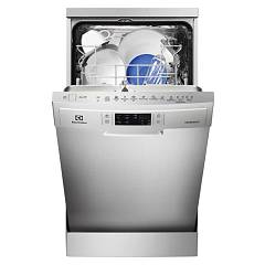 Electrolux Esf4513lox Dishwasher cm. 45 - 9 seats - stainless steel with fingerprint proof finish