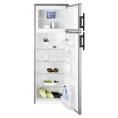 sale Electrolux Ej2823aox2 Fridge-freezer Cm. 55 - H-159 - Lt. 263 - Stainless Steel With Fingerprint Proof Finish