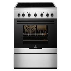 sale Electrolux Ekc61360ox The Kitchen Beside Cm. 60 - Stainless Steel 4-burner Induction + 1 Electric Oven