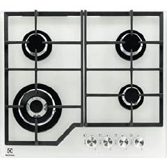 Electrolux Pvb642uov Gas cooking top cm. 60 - white tempature crystal