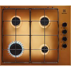 Electrolux Ptl641v Gas hob cm. 60 - the land of france grids glazed Slim Profile