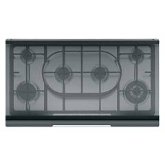 Electrolux Cos90n Cover in smoked glass for cooking top 90 cm