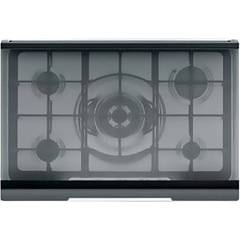 Electrolux Co-s75n Cover in smoked glass for 75 cm cooking hob