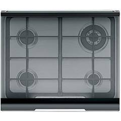 Electrolux Co-s60n Cover in smoked glass for 60 cm. cooking top