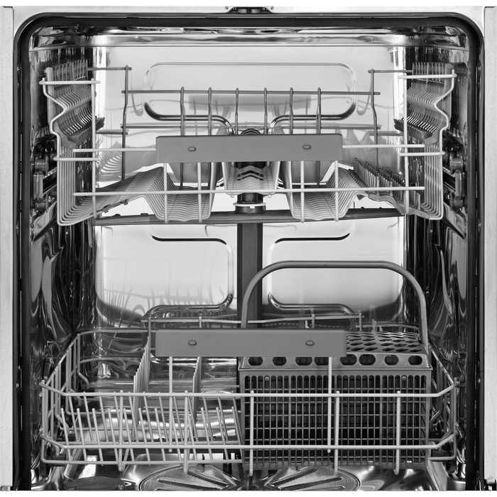 Photos 2: Electrolux Built-in dishwasher cm. 60 h 90 - 13 total integrated covers TT704L3