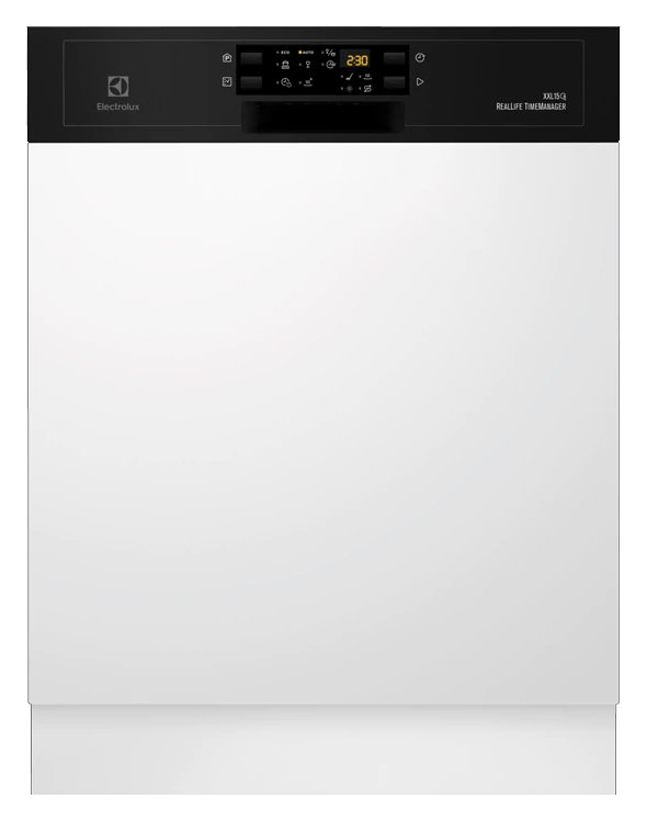 Photos 1: Electrolux Built-in dishwasher cm. 60 h 90 - 15 partial integrated covers TP1004R5N