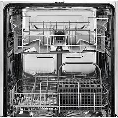 Photos 2: Electrolux TP704L3X Built-in dishwasher cm. 60 h 90 - 13 partial integrated covers