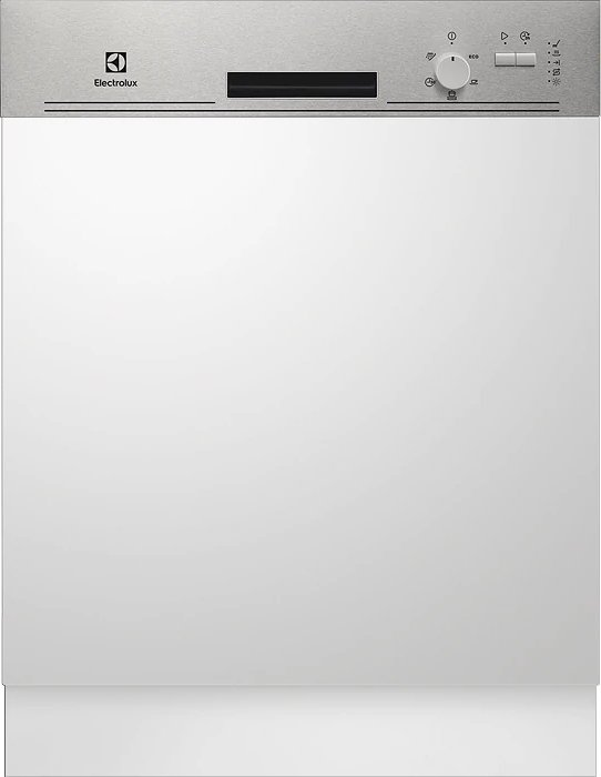 Photos 1: Electrolux TP704L3X Built-in dishwasher cm. 60 h 90 - 13 partial integrated covers