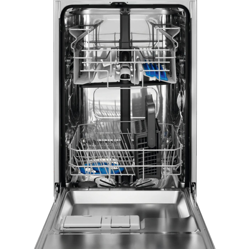 Photos 2: Electrolux Built-in dishwasher cm. 45 h 90 - 9 total integrated covers ESL4581RO