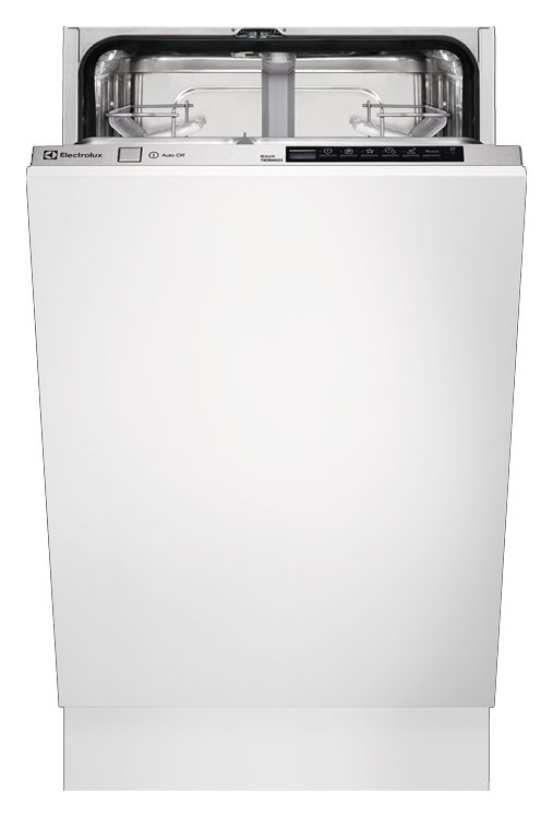 Photos 1: Electrolux ESL4581RO Built-in dishwasher cm. 45 h 90 - 9 total integrated covers