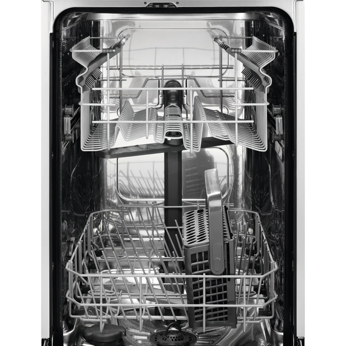 Photos 2: Electrolux Built-in dishwasher cm. 45 h 90 - 9 total integrated covers ESI4501LOX