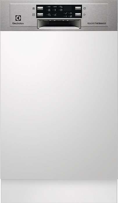 Photos 1: Electrolux Built-in dishwasher cm. 45 h 90 - 9 total integrated covers ESI4501LOX