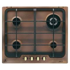 Electrolux Pr640ruov Cooking top cm. 60 - copper handle bronze finish Rustico