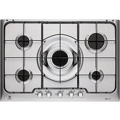 Electrolux Px750xv Cooking top cm. 75 - inox Soft