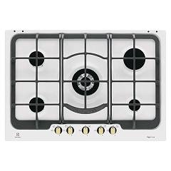 Electrolux Pba750ruov Cooking top cm. 75 - antique bianco bronze finish handle Rustico