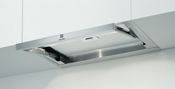 Photos 1: Electrolux CA6600IS-X Integrated hood cm. 60
