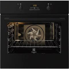 Electrolux Fq93nev Multifunction electric oven cm. 60 - black Quadro
